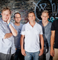 Umphreys Death By Stereo Alley Promo Shoot