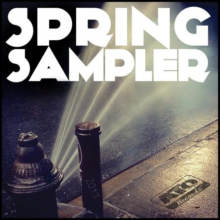 Spring Sampler Cover