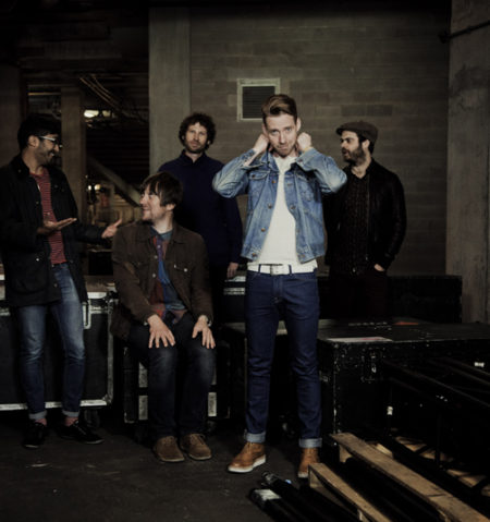Kaiser Chiefs press photo 3 (credit Eoin McLoughlin) mid res