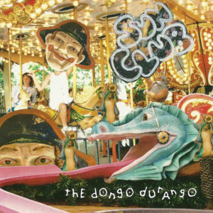 THE DONGO DURANGO ALBUM ART
